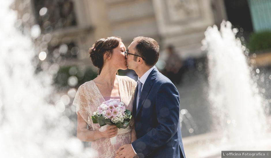 Il matrimonio di Stefano e Marta a Verrua Savoia, Torino