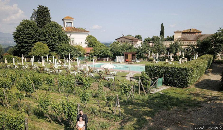 Il matrimonio di Simone e Chiara a Firenze, Firenze