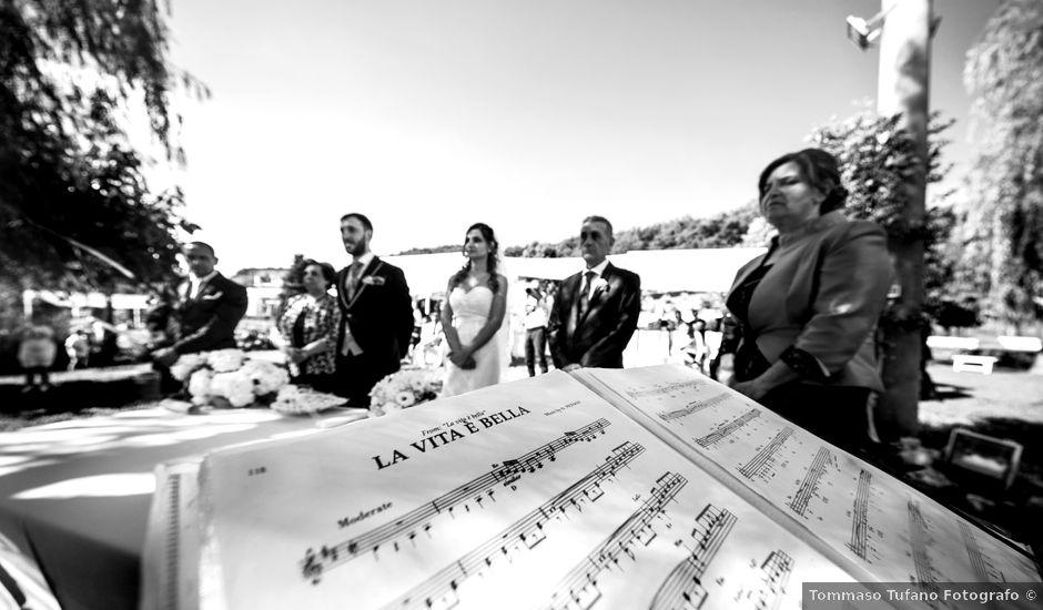 Il matrimonio di Domenico e Maddalena a Caserta, Caserta