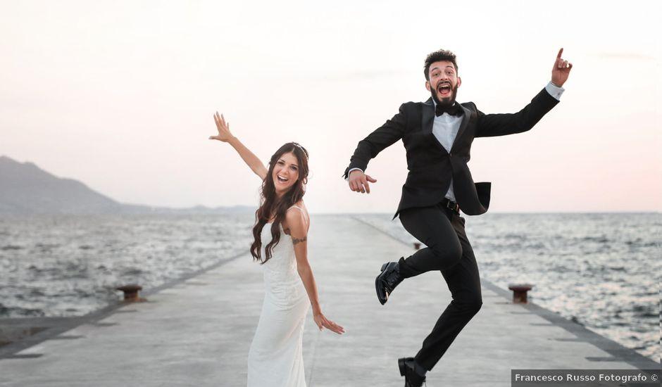 Il matrimonio di Nicola e Giulia a Bacoli, Napoli