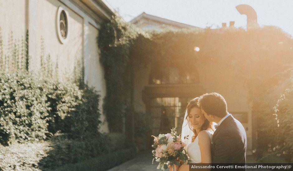 Il matrimonio di Marco e Valentina a Rovellasca, Como