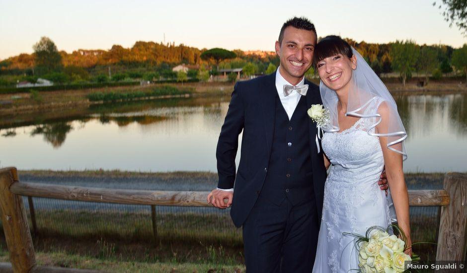 Il matrimonio di Nicola e Serena a Casciana Terme, Pisa