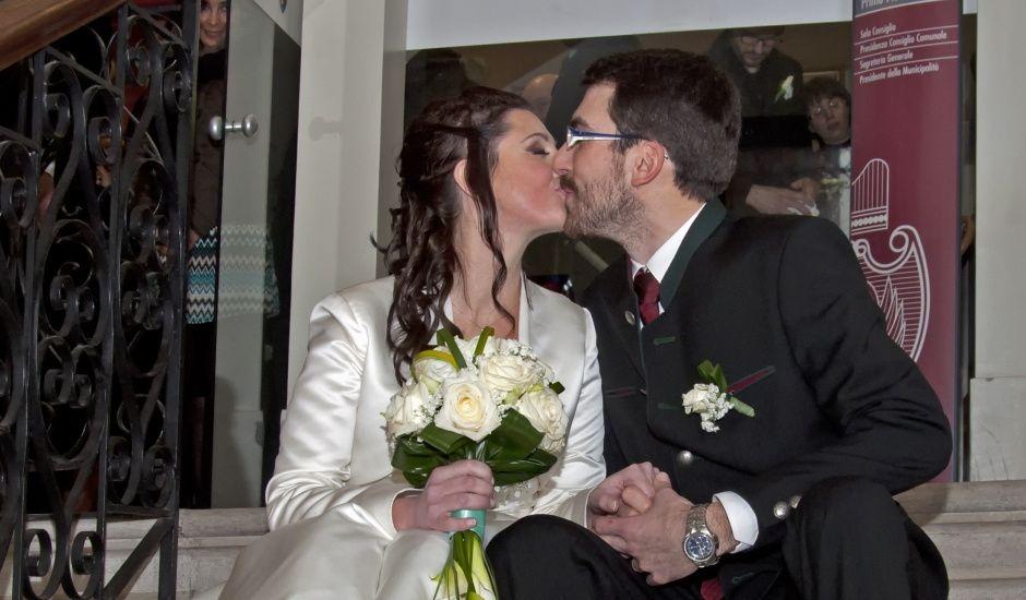 Il matrimonio di Federica e Enrico a Venezia, Venezia