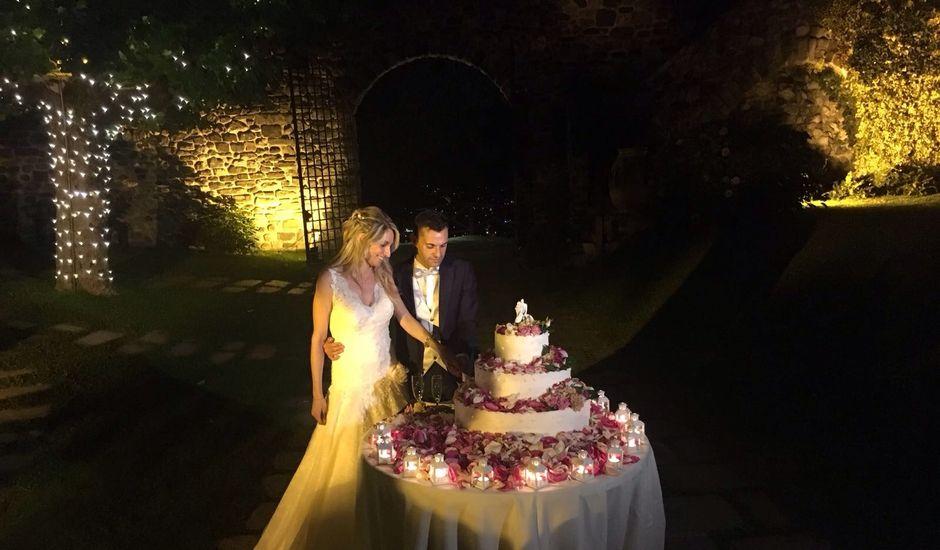 Il matrimonio di Umberto e Francesca a Calolziocorte, Lecco