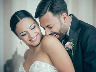 Le nozze di Adriana e Ivana