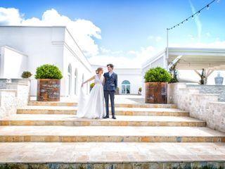 le nozze di Cris e Mino 1