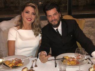 Le nozze di Ilaria e Gianfranco