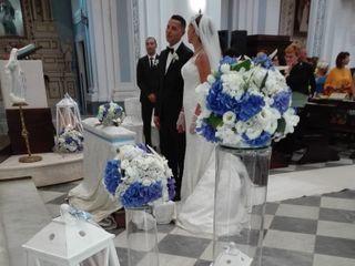 Le nozze di Michele e Laura