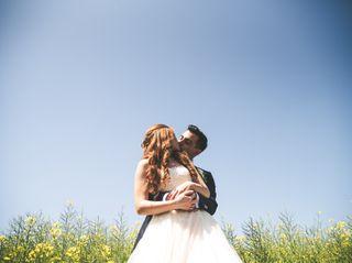 Le nozze di Michelle e Giuseppe