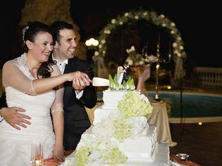 Le nozze di Matteo e Maria Giovanna