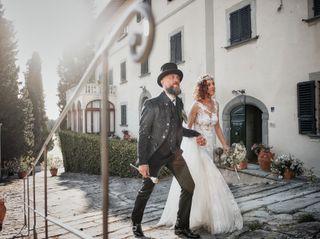 Le nozze di Giada e Angelo