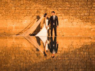 Le nozze di Miriam e Fabio