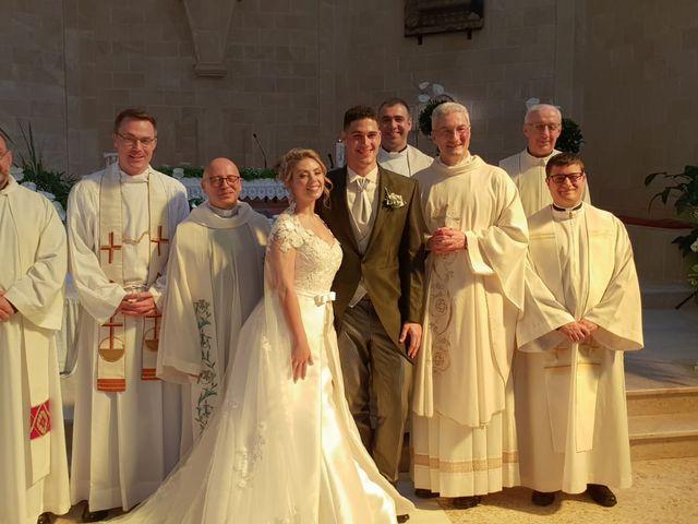 Il matrimonio di Valentina  e Francesco  a Limatola, Benevento 1
