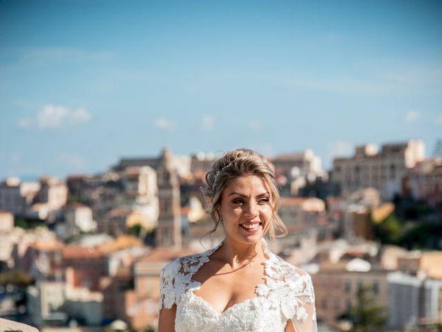 Il matrimonio di Valentina  e Francesco  a Limatola, Benevento 10