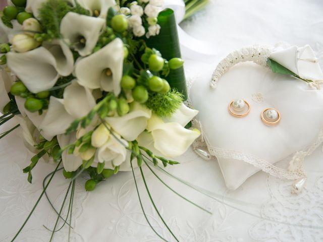 Il matrimonio di Valentina  e Francesco  a Limatola, Benevento 14