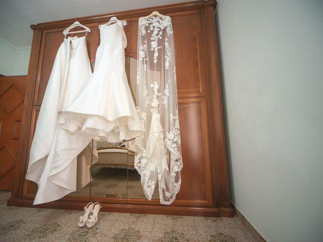 Il matrimonio di Valentina  e Francesco  a Limatola, Benevento 19
