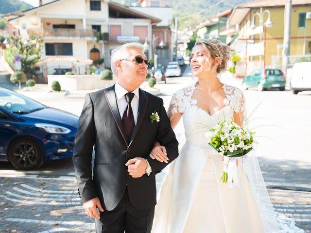 Il matrimonio di Valentina  e Francesco  a Limatola, Benevento 21