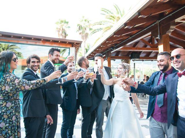 Il matrimonio di Valentina  e Francesco  a Limatola, Benevento 24