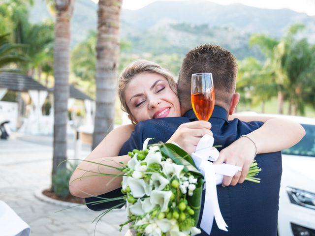 Il matrimonio di Valentina  e Francesco  a Limatola, Benevento 25