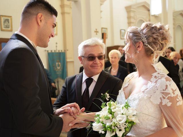 Il matrimonio di Valentina  e Francesco  a Limatola, Benevento 34