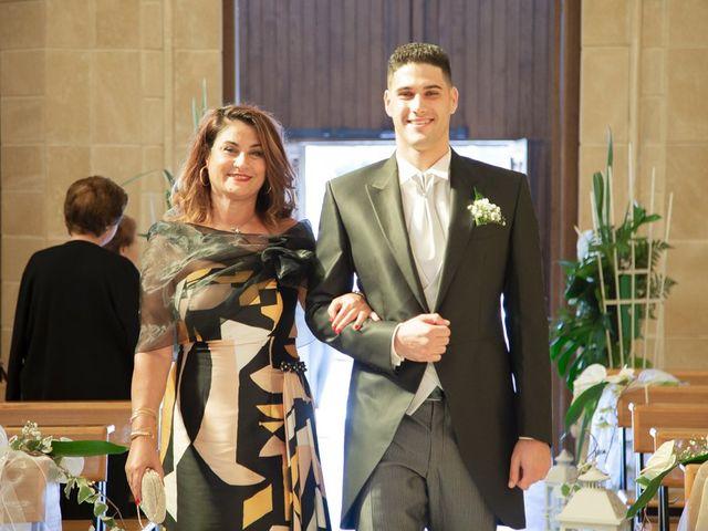 Il matrimonio di Valentina  e Francesco  a Limatola, Benevento 36