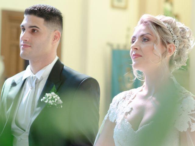 Il matrimonio di Valentina  e Francesco  a Limatola, Benevento 39
