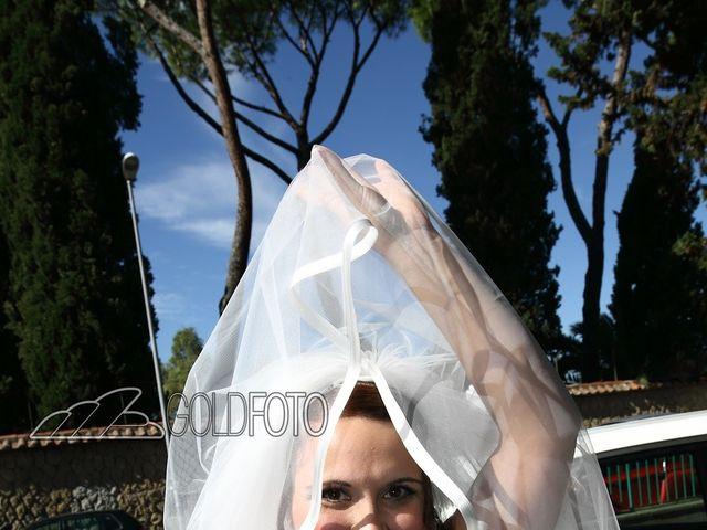 Il matrimonio di Fabiana e Andrea a Roma, Roma 7