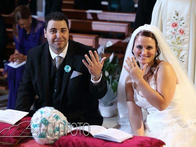 Il matrimonio di Fabiana e Andrea a Roma, Roma 9