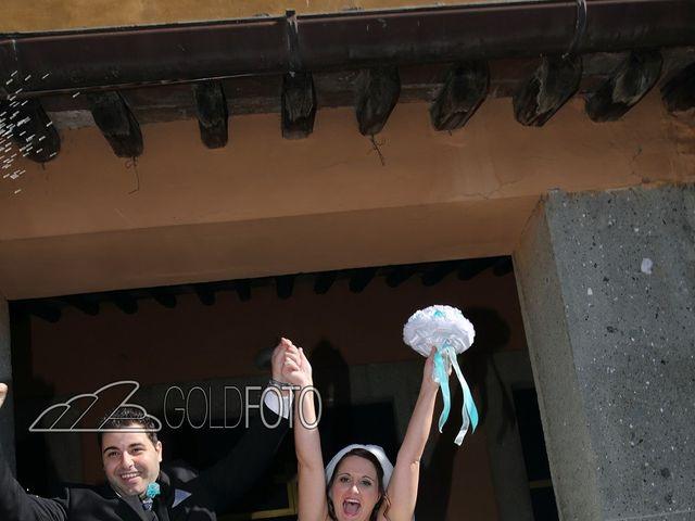 Il matrimonio di Fabiana e Andrea a Roma, Roma 11
