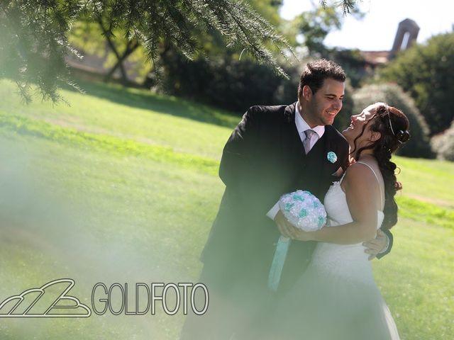Il matrimonio di Fabiana e Andrea a Roma, Roma 12
