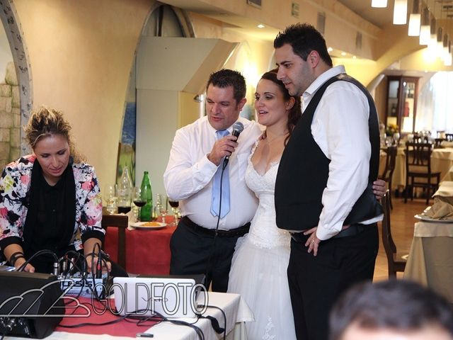 Il matrimonio di Fabiana e Andrea a Roma, Roma 17
