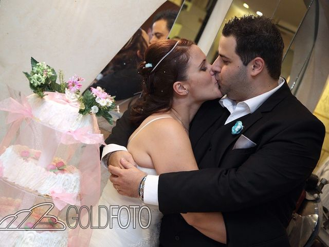 Il matrimonio di Fabiana e Andrea a Roma, Roma 18
