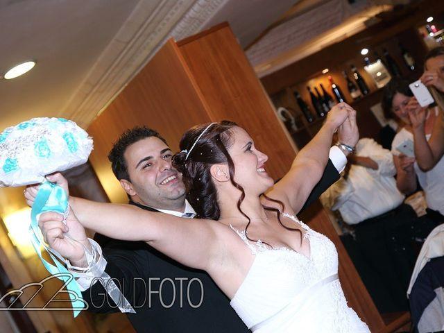 Il matrimonio di Fabiana e Andrea a Roma, Roma 15