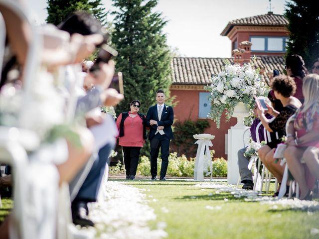 Il matrimonio di Diego e Serena a Fossombrone, Pesaro - Urbino 14