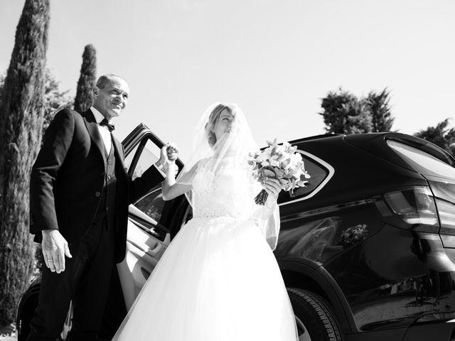 Il matrimonio di Diego e Serena a Fossombrone, Pesaro - Urbino 15
