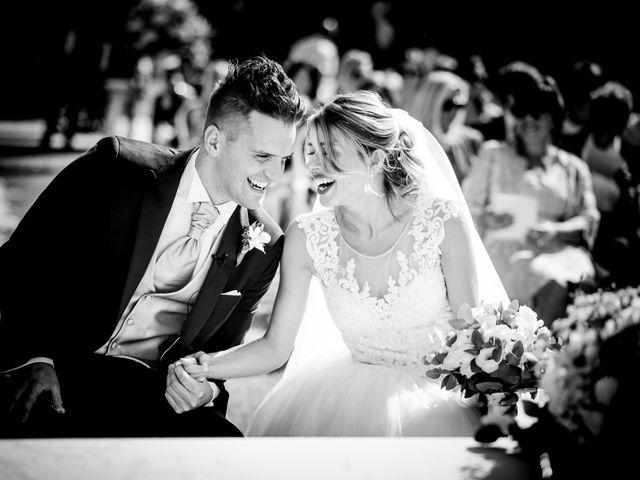 Il matrimonio di Diego e Serena a Fossombrone, Pesaro - Urbino 18