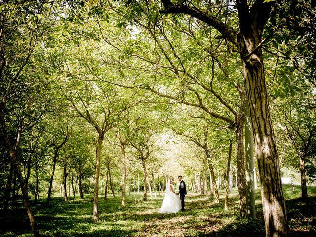 Il matrimonio di Diego e Serena a Fossombrone, Pesaro - Urbino 26