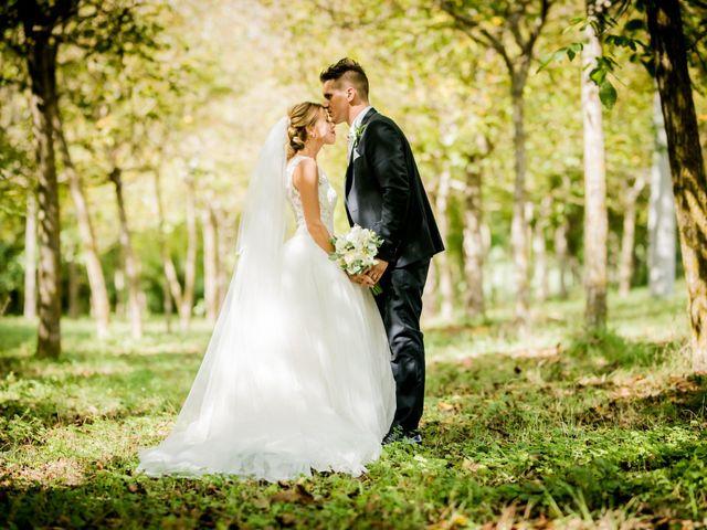 Il matrimonio di Diego e Serena a Fossombrone, Pesaro - Urbino 28