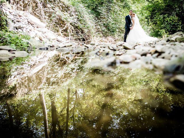 Il matrimonio di Diego e Serena a Fossombrone, Pesaro - Urbino 32