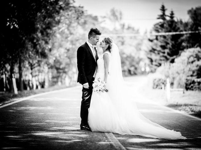 Il matrimonio di Diego e Serena a Fossombrone, Pesaro - Urbino 33