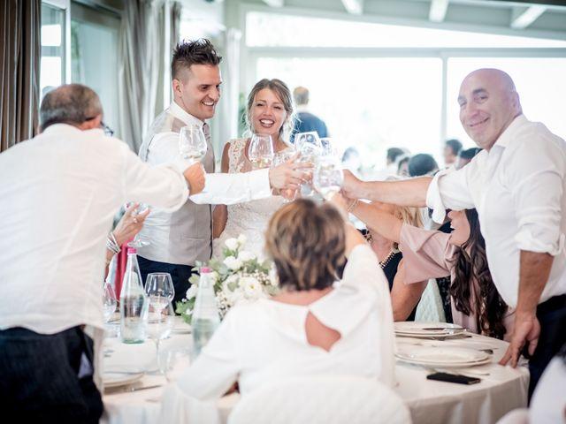 Il matrimonio di Diego e Serena a Fossombrone, Pesaro - Urbino 40