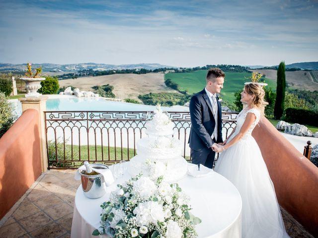 Il matrimonio di Diego e Serena a Fossombrone, Pesaro - Urbino 44
