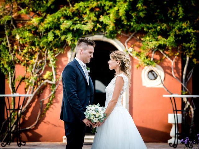 Il matrimonio di Diego e Serena a Fossombrone, Pesaro - Urbino 46
