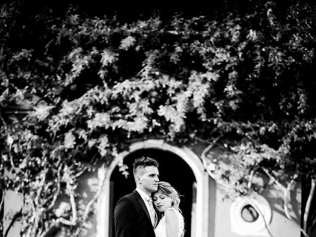 Il matrimonio di Diego e Serena a Fossombrone, Pesaro - Urbino 48