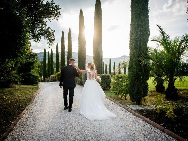 Il matrimonio di Diego e Serena a Fossombrone, Pesaro - Urbino 49