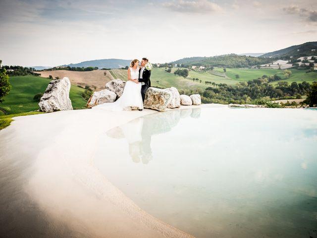 Il matrimonio di Diego e Serena a Fossombrone, Pesaro - Urbino 51