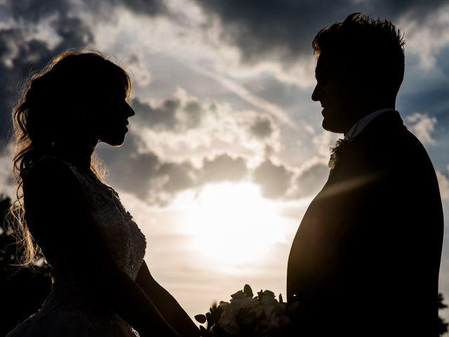 Il matrimonio di Diego e Serena a Fossombrone, Pesaro - Urbino 52