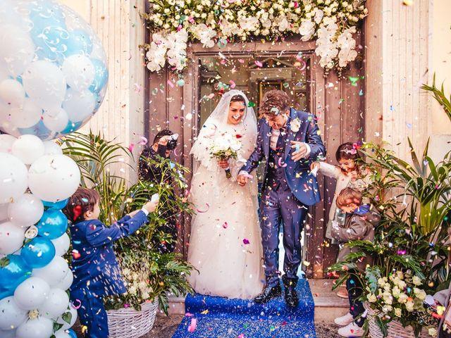 Il matrimonio di Gennaro e Anastasia a Procida, Napoli 26