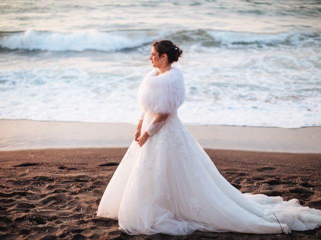 Il matrimonio di Gennaro e Anastasia a Procida, Napoli 35