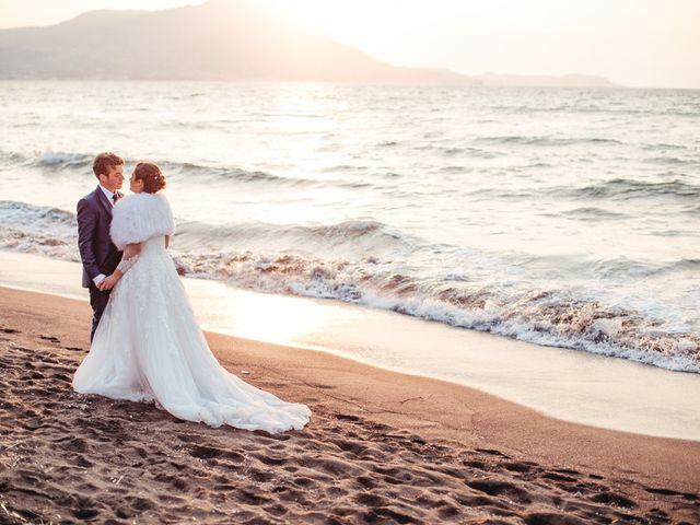 Le nozze di Anastasia e Gennaro